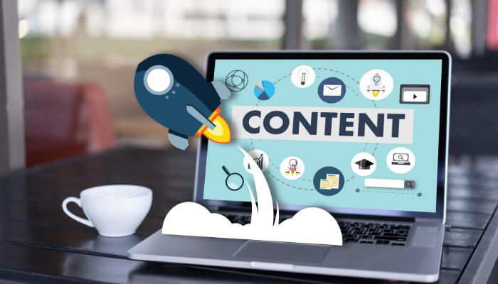 kiếm tiền từ viết content, viết blog