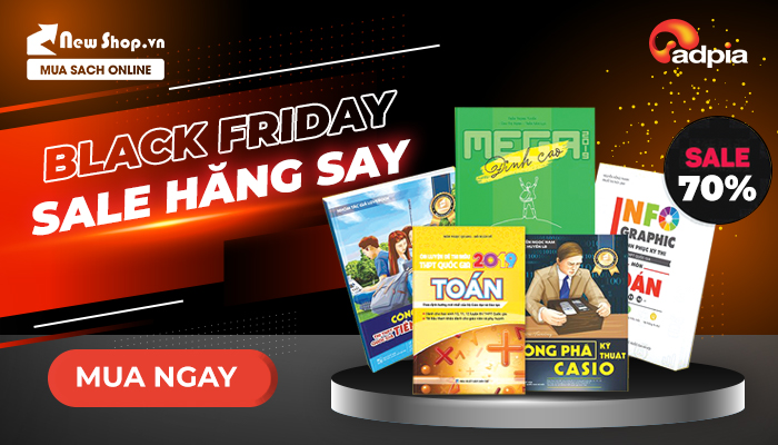 NEWSHOP BLACK FRIDAY - SALE HĂNG SAY ĐẾN 70%