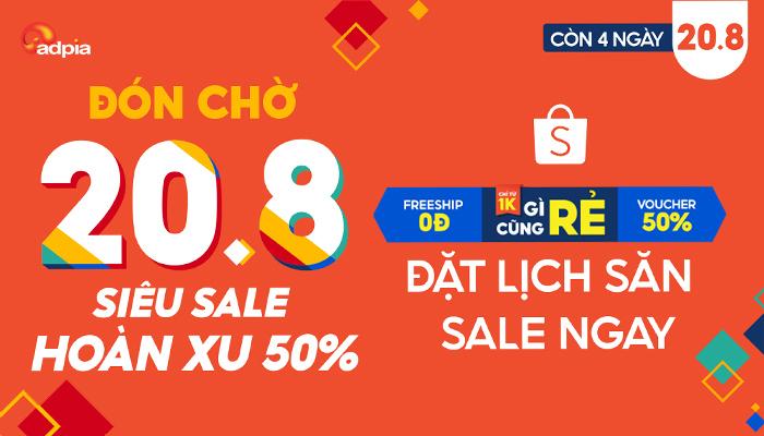 shopee-don-cho-ngay-sale-20-8