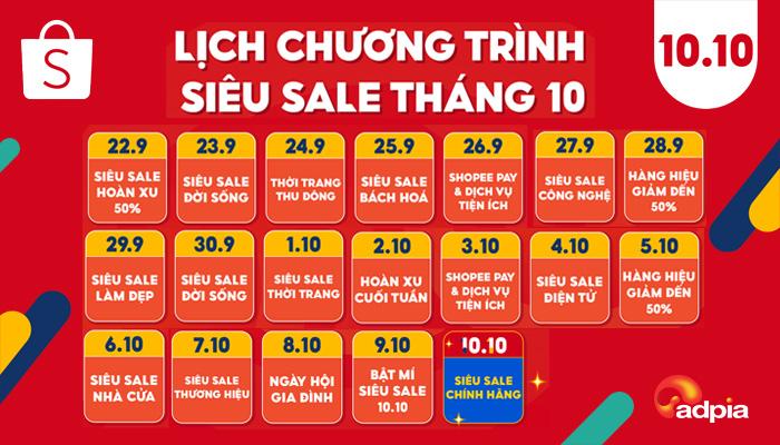 shopee-lich-san-sale-campaign-thang-10