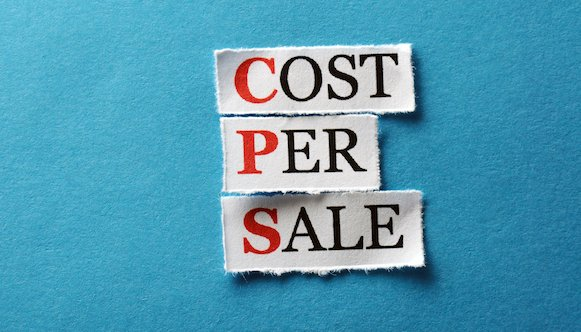 Cost Per Sale CPS là gì?