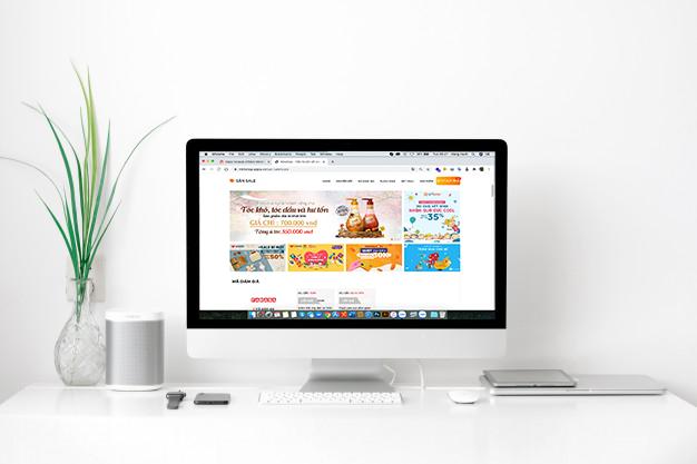 Thiết lập website/ blog chia sẻ tin khuyến mãi
