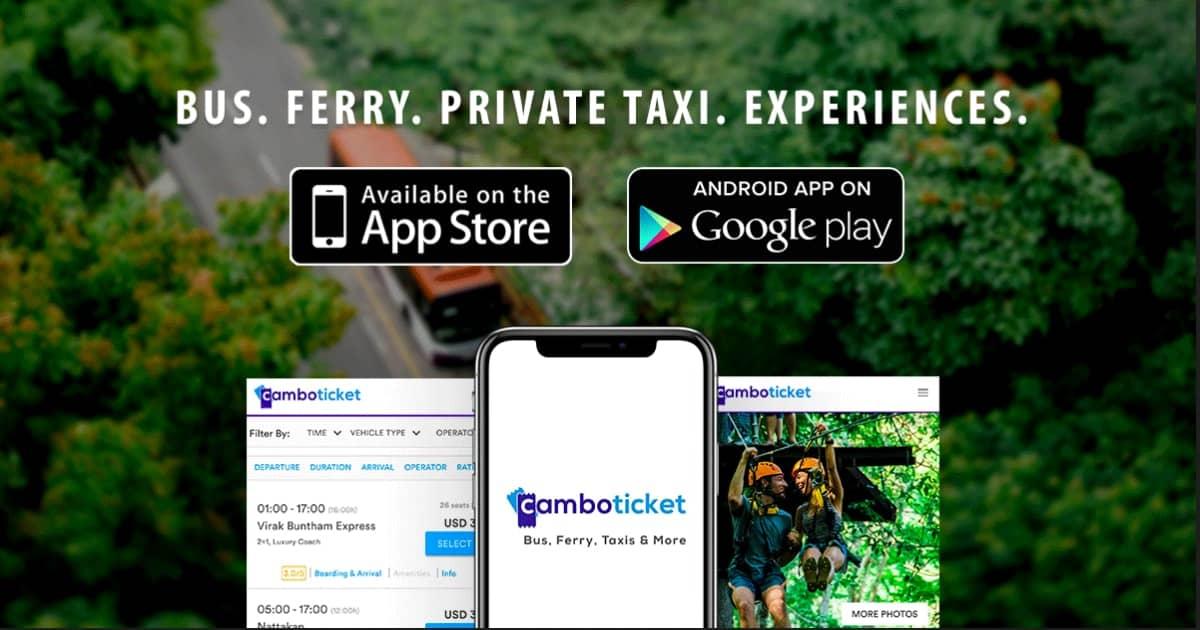 Mekong Express Bus Booking, Schedule, Reviews & Contact Info