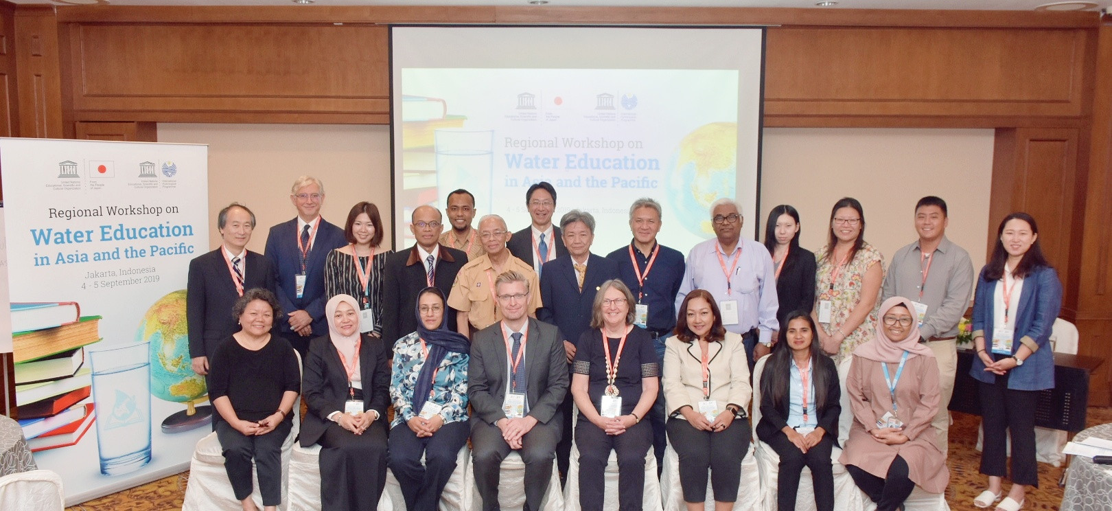 Whereto for Water Education in Asia and the Pacific?