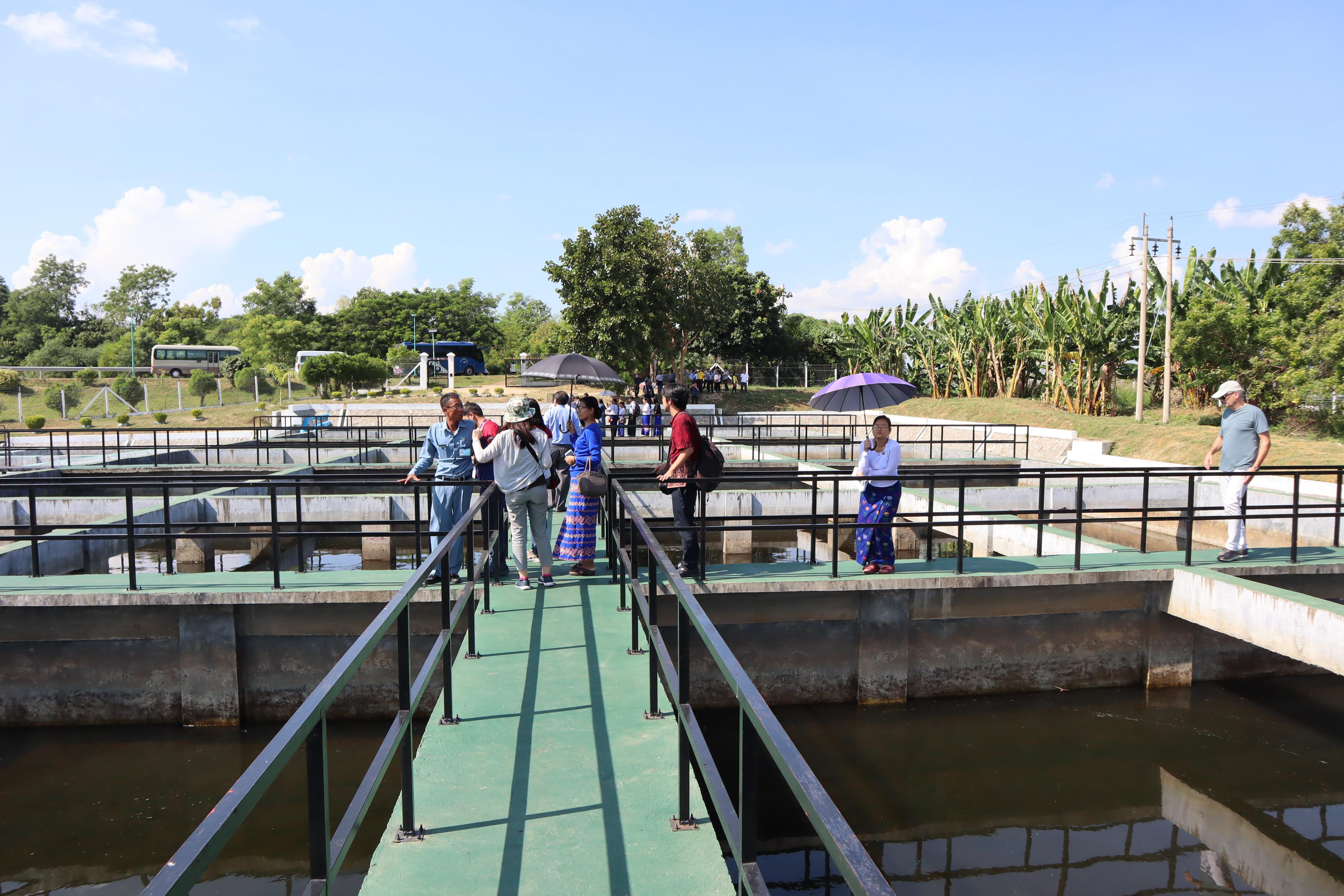 Growing Regional UNESCO Water Science network gathers in Naypyidaw