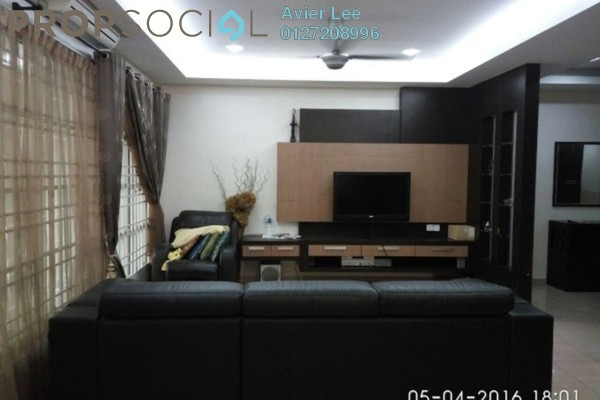 For Rent Terrace at Bandar Bukit Tinggi 1, Klang Freehold Fully Furnished 5R/4B 2.8k
