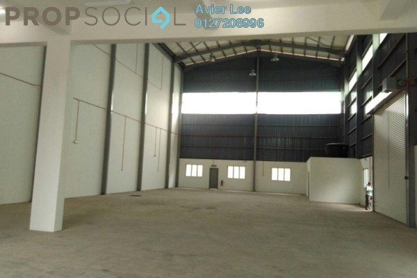For Rent Factory at Pandamaran Industrial Estate, Port Klang Freehold Unfurnished 0R/3B 12k