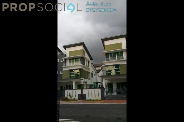 For Sale Semi-Detached at Taman Desa Aman, Cheras Freehold Unfurnished 5R/4B 788k