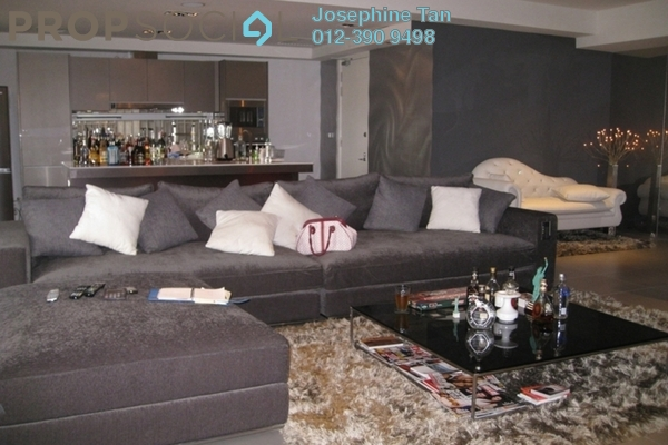 For Sale Condominium at Hampshire Park, KLCC Freehold Fully Furnished 3R/2B 2.1百万