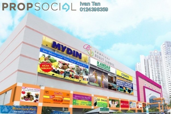 For Sale Shop at 202 Desa Cahaya, Ampang Hilir Freehold Semi Furnished 0R/0B 3m