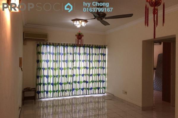 For Sale Condominium at Paradesa Rustica, Bandar Sri Damansara Freehold Semi Furnished 3R/2B 460k
