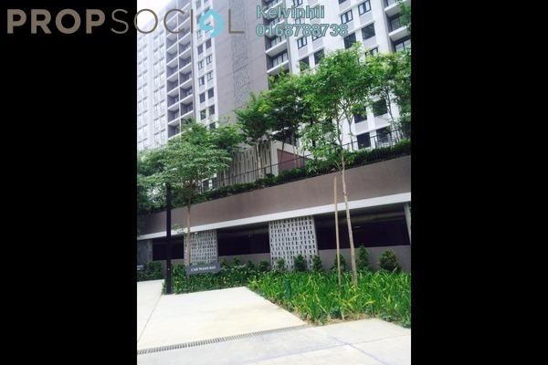 For Sale Condominium at Windows On The Park, Bandar Tun Hussein Onn Freehold Semi Furnished 3R/2B 650k