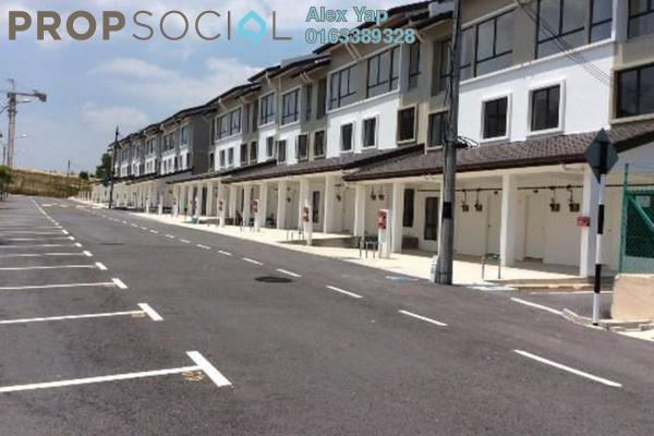 For Rent Townhouse at SL7, Bandar Sungai Long Freehold Fully Furnished 3R/1B 300translationmissing:en.pricing.unit