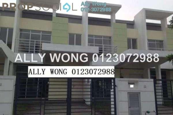 For Sale Terrace at Taman Bukit Serdang, Seri Kembangan Freehold Unfurnished 4R/3B 699k