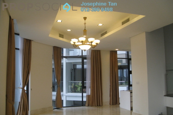 For Sale Condominium at Gallery U-Thant, Ampang Hilir Freehold Semi Furnished 4R/3B 4m