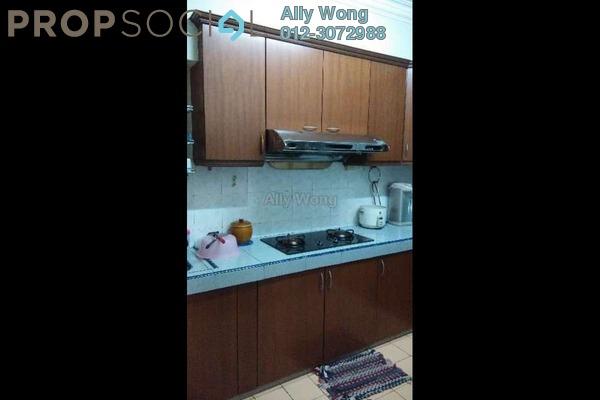 For Sale Apartment at Sri Camellia Apartment, Kajang Freehold Semi Furnished 3R/2B 259k