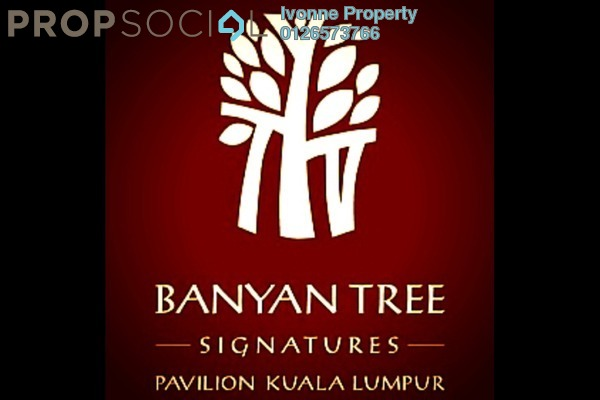 For Rent Condominium at Banyan Tree, KLCC Freehold Fully Furnished 3R/5B 13.8k