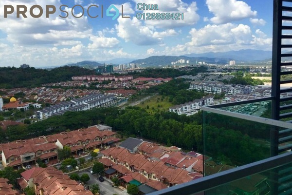 For Sale Serviced Residence at Silk Residence, Bandar Tun Hussein Onn Freehold Unfurnished 4R/3B 475k