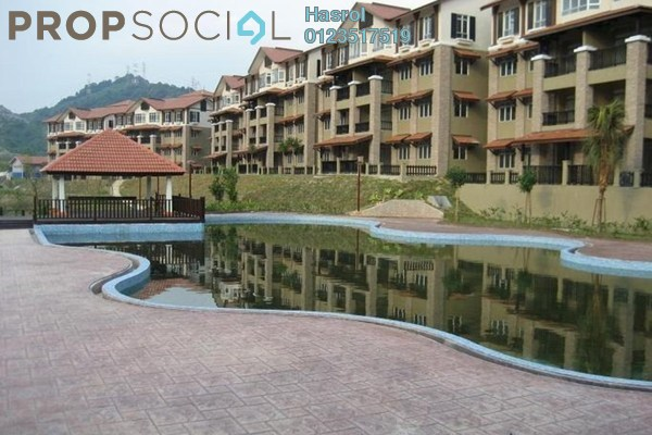 For Rent Apartment at D'Rimba, Kota Damansara Freehold Fully Furnished 3R/2B 2Ribu