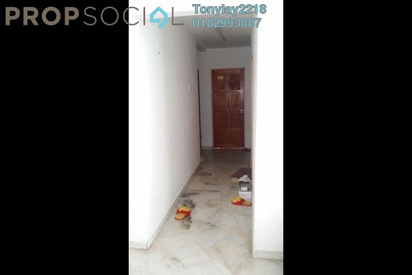 For Sale Apartment at Dahlia Apartment, Pandan Indah Leasehold Semi Furnished 3R/2B 345k