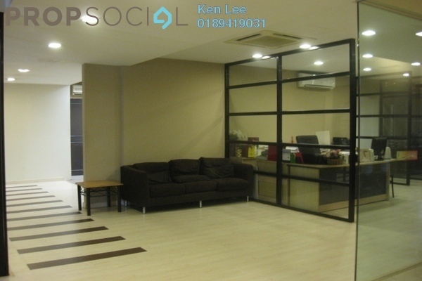 For Rent Office at SS2, Petaling Jaya Freehold Semi Furnished 0R/0B 5k
