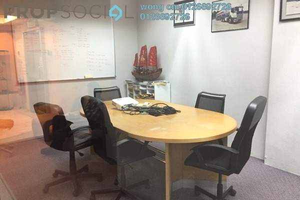 For Rent Office at Phileo Damansara 1, Petaling Jaya Freehold Fully Furnished 0R/0B 4k