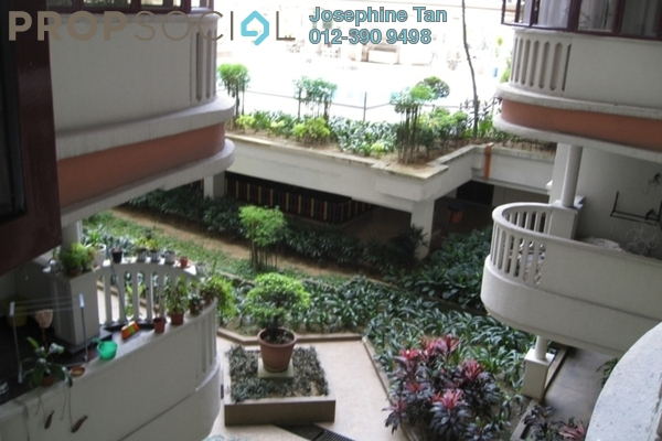 For Sale Condominium at The Forum, KLCC Freehold Semi Furnished 2R/2B 650k