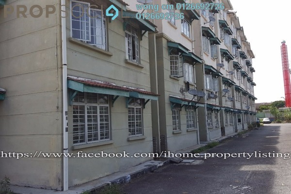 For Sale Apartment at Taman Semenyih Indah, Semenyih Freehold Unfurnished 3R/2B 205k