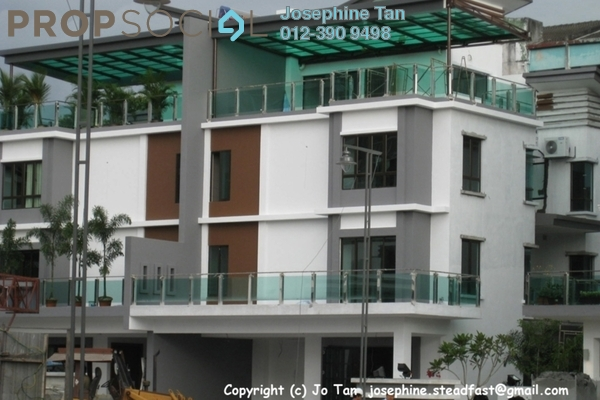 For Sale Townhouse at Duta Suria, Ampang Leasehold Fully Furnished 5R/4B 2.51m