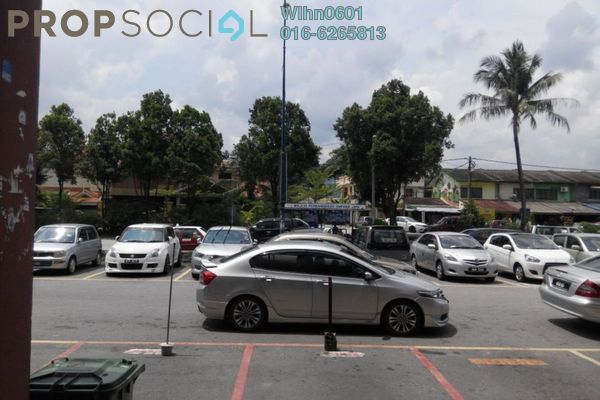 For Sale Shop at Taman Permata, Wangsa Maju Freehold Unfurnished 0R/0B 4m