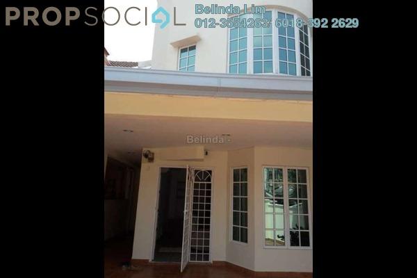 For Rent Terrace at Taman Wawasan, Pusat Bandar Puchong Freehold Fully Furnished 4R/3B 2.1k