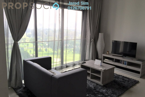 For Rent Serviced Residence at The Horizon Residences, KLCC Freehold Fully Furnished 1R/1B 2.7k
