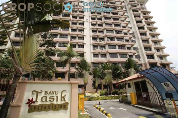 For Rent Condominium at Bayu Tasik 1, Bandar Sri Permaisuri Leasehold Fully Furnished 3R/2B 1.7k