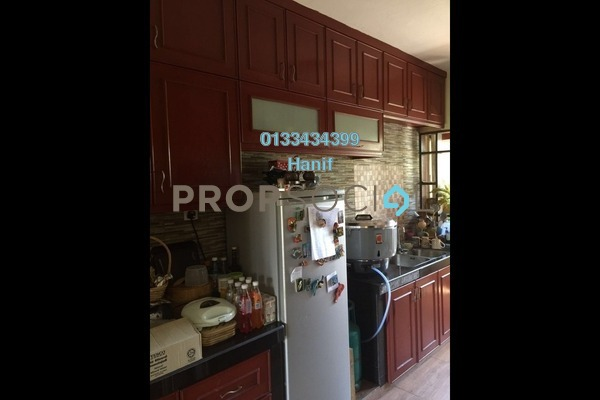 For Sale Apartment at Delima Apartment, Desa Pandan Leasehold Semi Furnished 3R/2B 360.0千