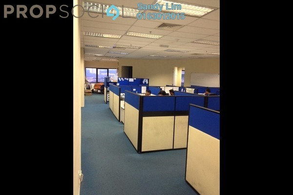 For Rent Office at 1 First Avenue, Bandar Utama Freehold Fully Furnished 0R/0B 25.5k