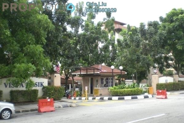 For Rent Condominium at Vista Tasik, Bandar Sri Permaisuri Freehold Semi Furnished 3R/2B 1.9k
