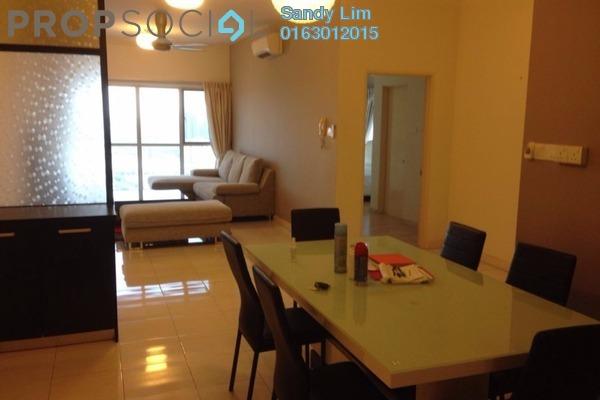 For Sale Condominium at Metropolitan Square, Damansara Perdana Leasehold Fully Furnished 3R/2B 680k