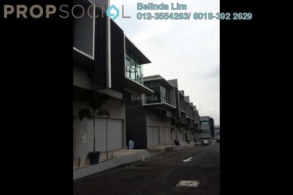 For Rent Office at Taman Bukit Serdang, Seri Kembangan Freehold Unfurnished 0R/0B 4.5k
