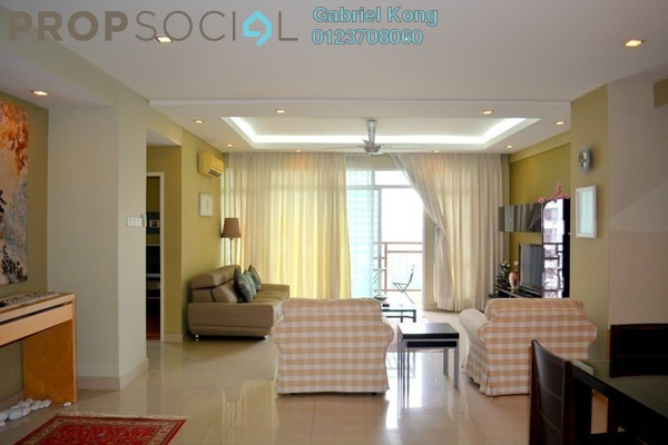 For Sale Condominium at The Boulevard, Subang Jaya Leasehold Fully Furnished 4R/3B 948k