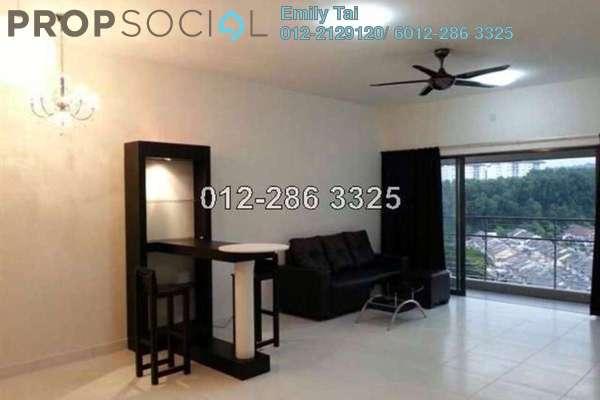 For Rent Condominium at Setia Walk, Pusat Bandar Puchong Freehold Fully Furnished 2R/1B 2.3k