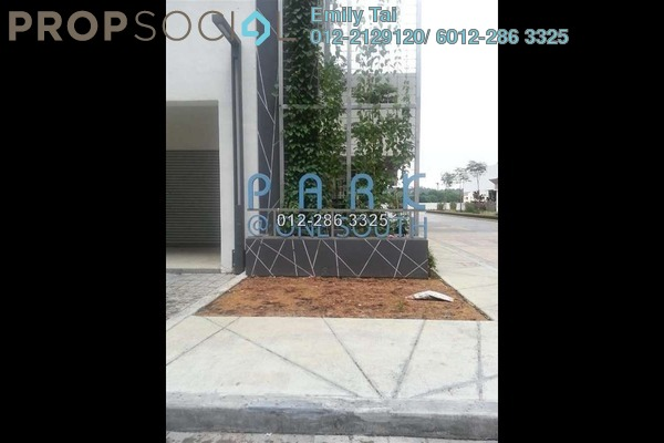 For Rent Condominium at Parc @ One South, Seri Kembangan Leasehold Semi Furnished 3R/2B 2k