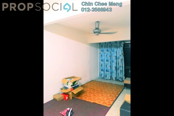 For Sale Apartment at Dahlia Apartment, Pandan Indah Leasehold Semi Furnished 3R/2B 285k