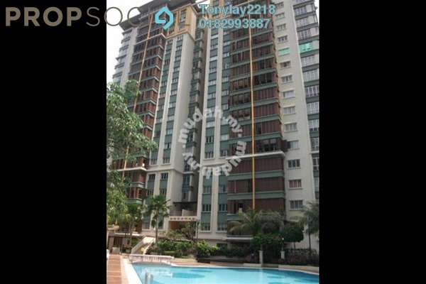 For Sale Condominium at Desa Putra, Wangsa Maju Leasehold Semi Furnished 3R/2B 680k