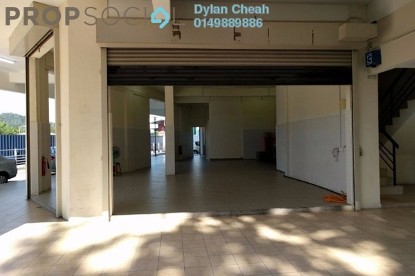 For Rent Shop at 3rd Mile Square, Old Klang Road Leasehold Unfurnished 0R/0B 4.9k