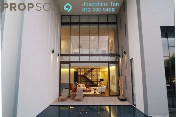 For Sale Condominium at Clearwater Residence, Damansara Heights Freehold Semi Furnished 4R/3B 4.2m