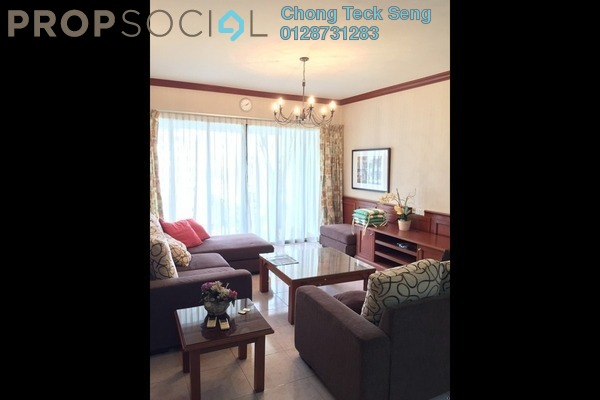 For Rent Condominium at Lanai Kiara, Mont Kiara Freehold Fully Furnished 3R/2B 3.5千