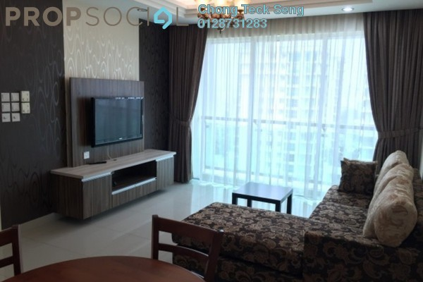 For Rent Apartment at Solaris Dutamas, Dutamas Freehold Fully Furnished 2R/2B 4.5k