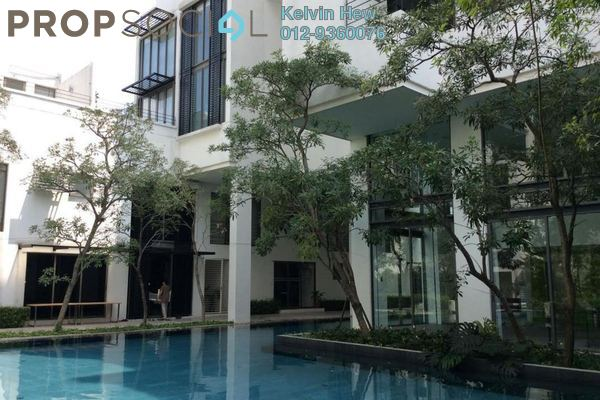 For Rent SoHo/Studio at Centrio, Pantai Leasehold Fully Furnished 1R/2B 3k