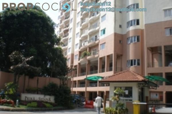 For Rent Condominium at Prima Setapak I, Setapak Leasehold Semi Furnished 3R/2B 1.7k