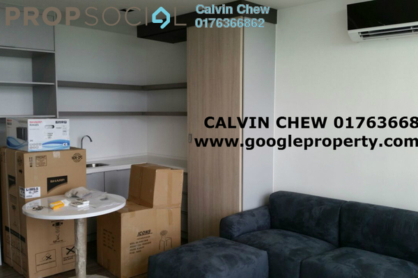 For Rent Serviced Residence at The Place, Cyberjaya Freehold Fully Furnished 4R/1B 2.2k